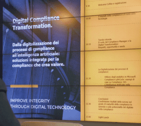 Digital Compliance Transformation: la gallery e i video dell'evento!